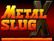 Juego Metal Slug X