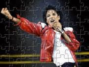 Juego Michael Jackson Rompecabezas