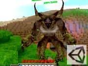 Juego Minecraft Historia de Bloques