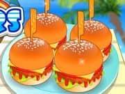 Juego Mini Burgers