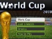 Juego Mini Futbol Copa Mundial 2010