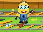 Juego Minion At Railway Station