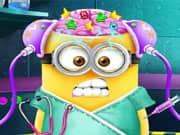 Juego Minion Brain Doctor