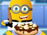 Juego Minion Cooking Banana Cake