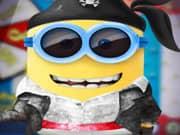 Juego Minion Disfraces para el Carnaval