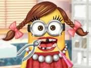 Juego Minion Girl Dentist