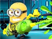 Juego Minions Mission Impopsible