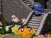 Juego Monkey Go Happy Ninjas 2