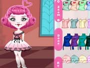 Juego Monster High Chibi C a Cupid Dress Up