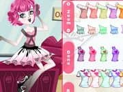 Juego Monster High Cupid Dress Up