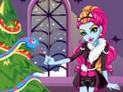 Juego Monster High Gigi Grant Dressup