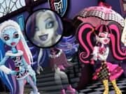 Juego Monster High Hidden Numbers