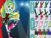 Juego Monster High Lagoona In Dance Class