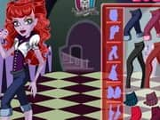 Juego Monster High Operetta Dress Up