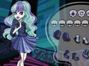 Juego Monster High Twyla Dress Up
