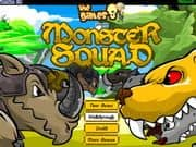 Juego Monster Squad
