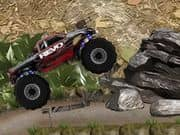 Juego Monster Truck Jungle Challenge