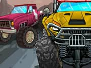 Juego Monster Trucks Sprint