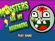 Juego Monstruos come Vecinos