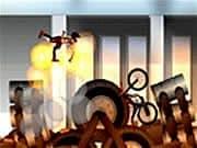 Juego Moto Trial Dinamita