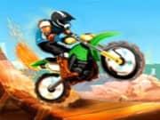 Juego Motociclista Explosivo