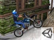Juego Motocross en la Nieve
