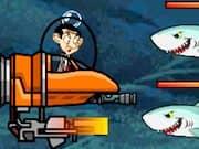Juego Mr Bean Salva el Oceano