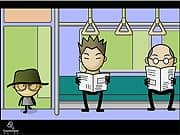Animacion Mr Boomba Episode 5 Subway