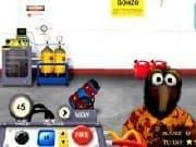 Juego Muppets Cañonazo Gonzo