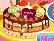 Juego My Sweet 16 Cake