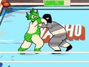 Juego Nacho Lucha Libre