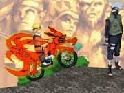 Juego Naruto Bike Mission