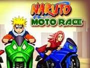 Juego Naruto Moto Race