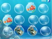 Juego Nemo el pecesito de Memoria
