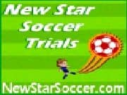 Juego New Star Soccer Trials