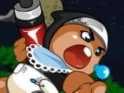 Juego Ninja Cradle