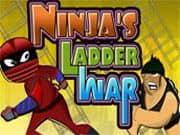 Juego Ninja Ladder War