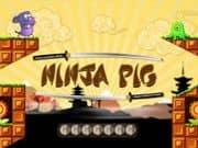Juego Ninja Pig