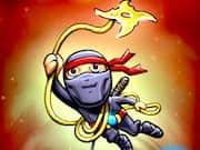 Juego Ninja Saltador con Cuerda