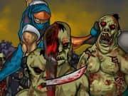 Juego Ninja Vs Zombies 2