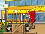 Juego Ninja or Nun 3