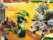 Juego Ninjago Dragon Battle