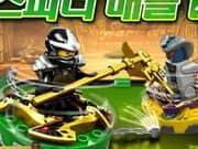 Juego Ninjago Energy Spear 2