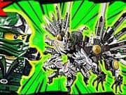 Juego Ninjago Lego Batalla de Dragones