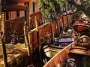 Juego Objetos Ocultos en Venecia