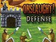 Juego Onslaught Defense