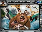 Animacion Open Season Hidden Objects