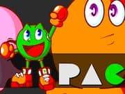 Juego Pacman Verde