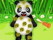 Juego Panda Pet Care