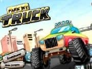 Juego Park my Truck